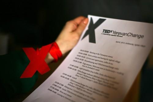 TEDxYerevanChange 2013 in photos